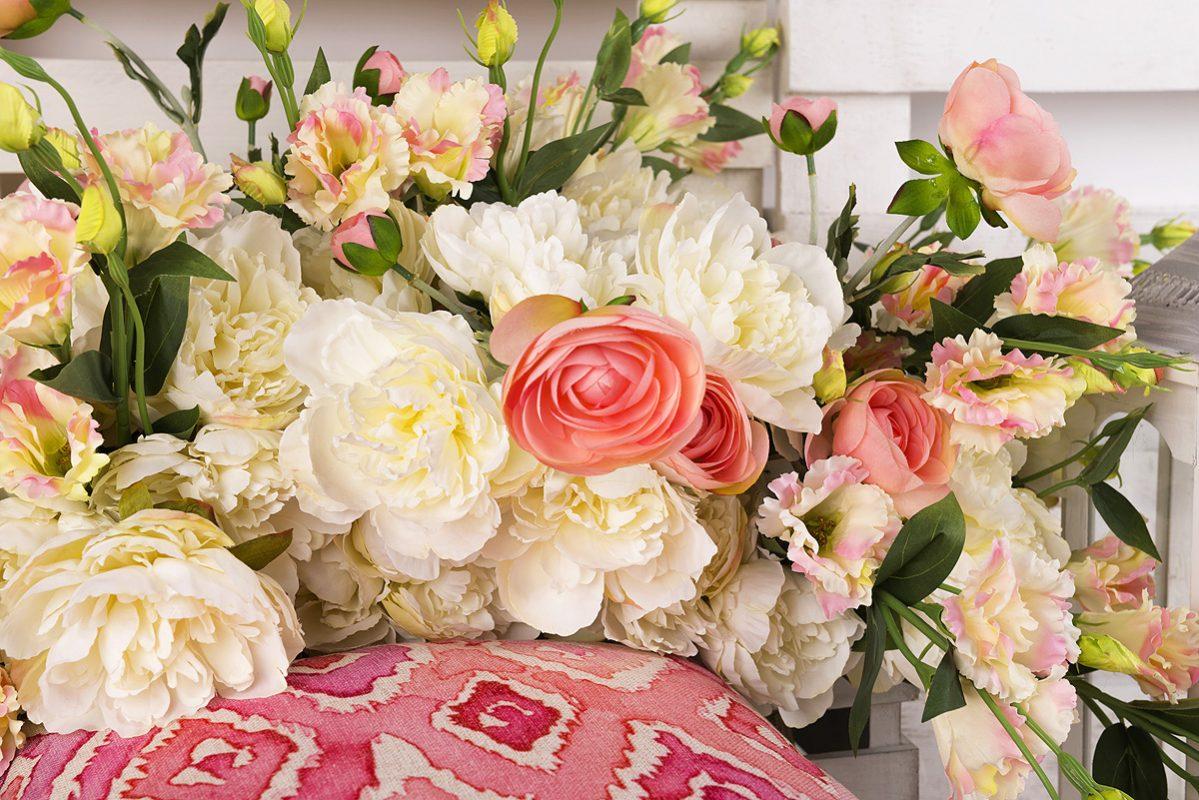 kwiaty sztuczne, hurtownia kwiatów sztucznych